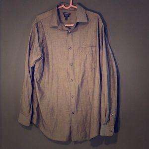 Men's Casual Buttoned Dress Shirt
